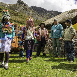 Experiential Tourism in the Cordillera Blanca, Conchucos (4 days)