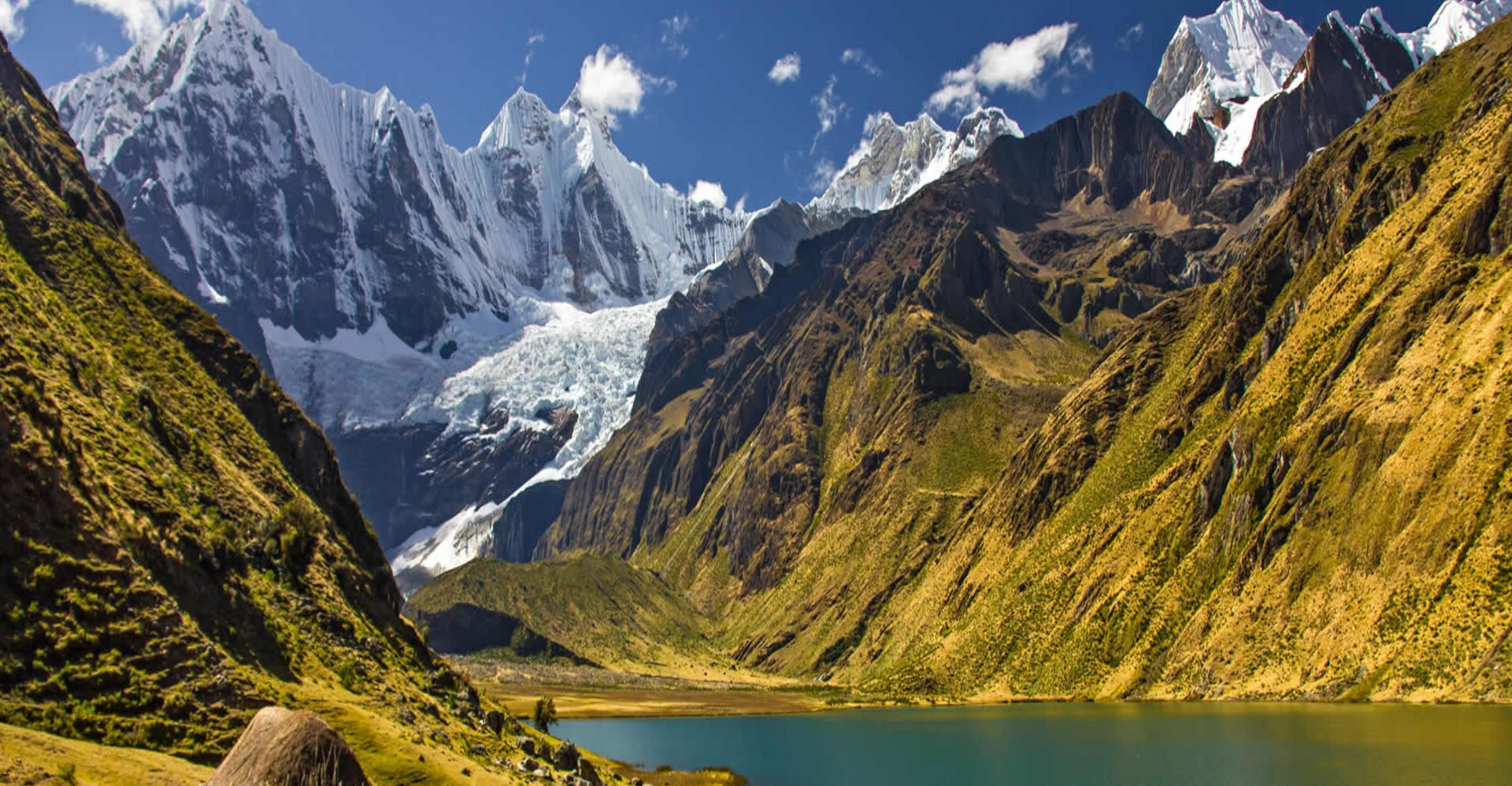 Discover the Peruvian Andes
